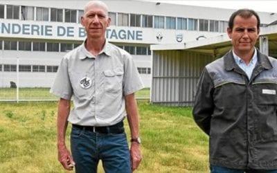 Fonderie de Bretagne : Interview de la CFE-CGC – Le Télégramme