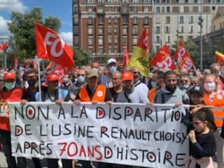 Communiqué CFE-CGC du 07 juin – J+7 : La CFE-CGC défend Choisy-le-Roi et ses salariés