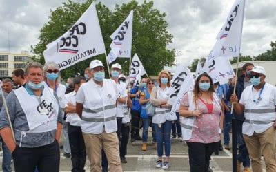 Communiqué CFE-CGC du 17 juin – J+17 : La CFE-CGC défend Flins et ses salariés